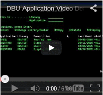 DBU Application Video Demo