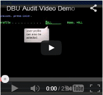 DBU Audit