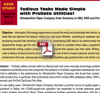 Tedious Tasks Made Simple with ProData Utilities