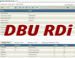 All New DBU RDi